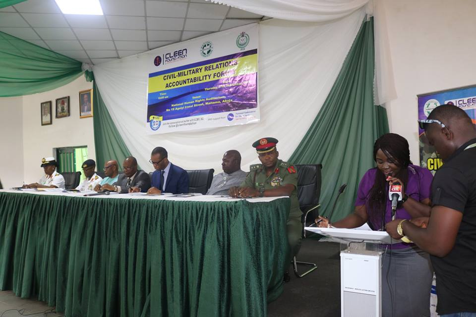 Project launch / 1st kaduna State Quarterly Working Group Meeting on the Administration of Criminal Justice (ACJA 2015)