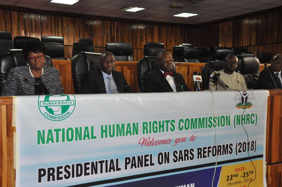 Presidential Investigation Panel on SARS Begins Sitting