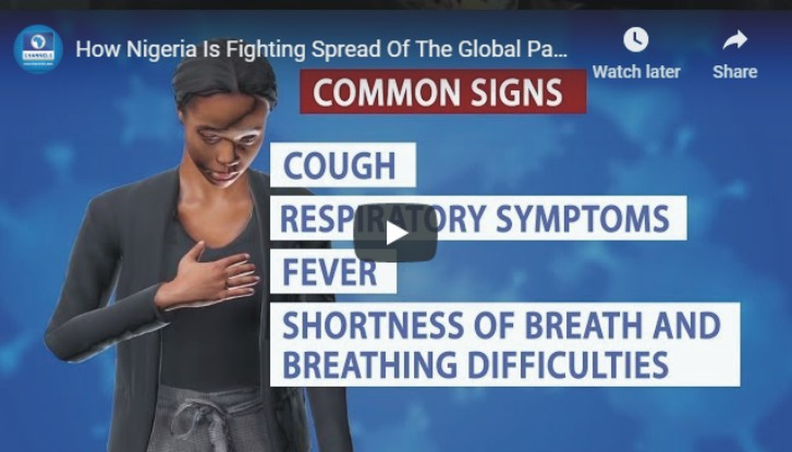 How Nigeria Is Fighting Spread Of The Global Pandemic