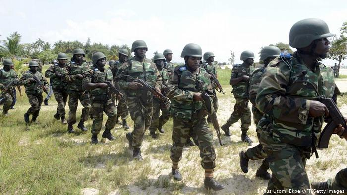 Military Destroys Terrorists' Hideout In Borno