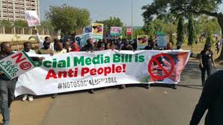 Social media bill is dead on arrival, Nigerians tell senate