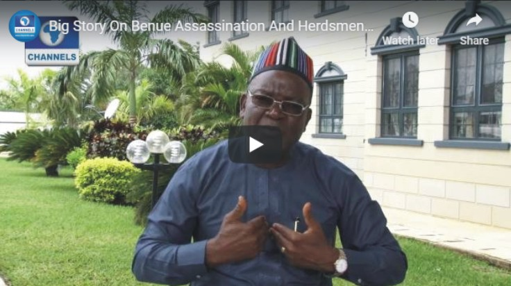 Big Story On Benue Assassination And Herdsmen Attacks