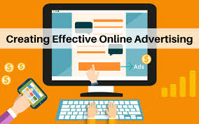 The benefits of online advertising