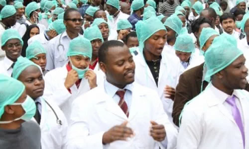 Resident Doctors Embark On Indefinite Strike