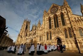 Coronavirus: England church issues advise on conducting wedding , baptisms