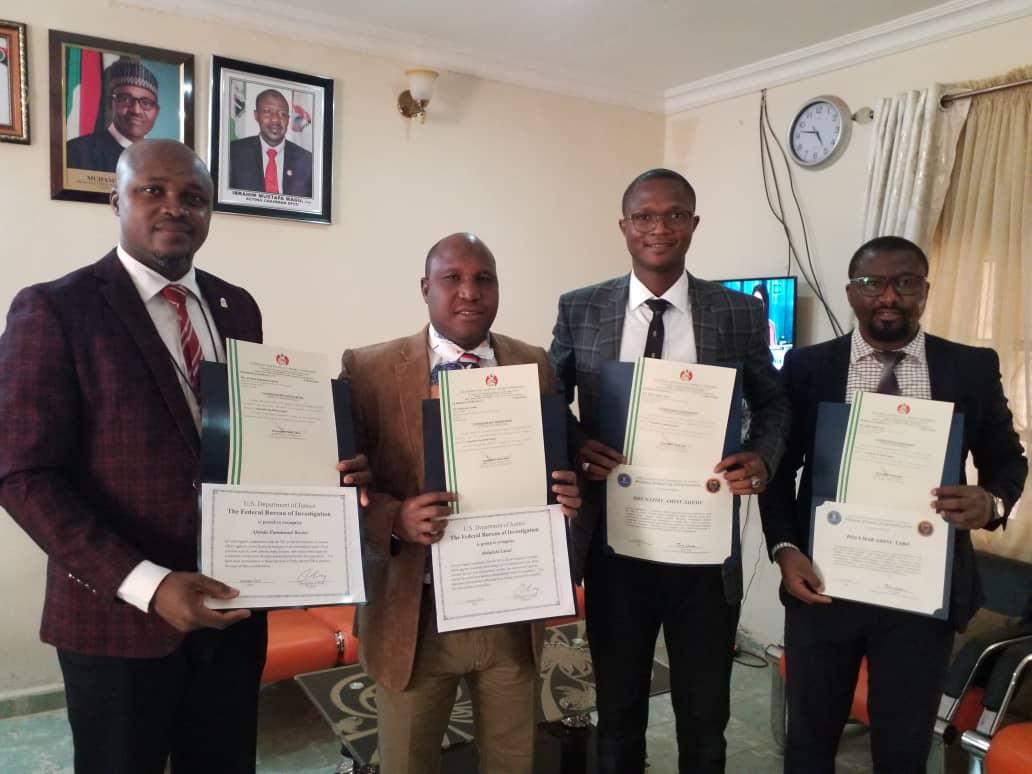 FBI recognizes 4 EFCC operatives in Sokoto