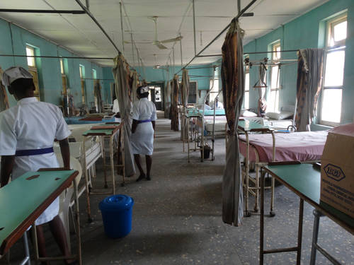 COVID-19: Hospitals, Medical Establishments And Nine Others Exempted From Total Lock Down