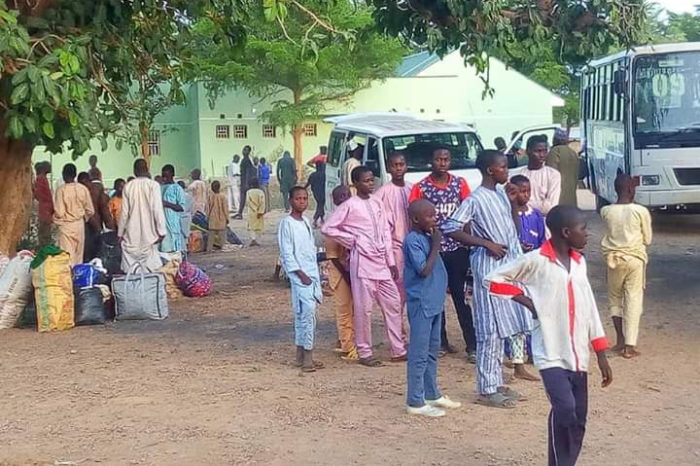 COVID-19: Jigawa State Government Receives Hundreds Of Almajiris Deported From Kano