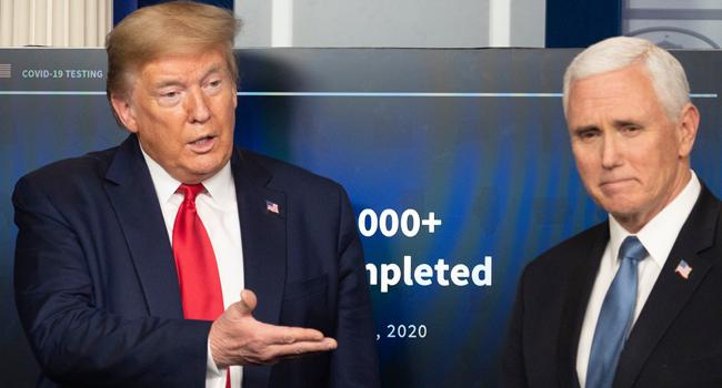 Trump Announces $19bn For Farmers As US Surpasses 700,000 COVID-19 Cases