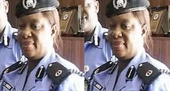 Abia first female CP assumes office