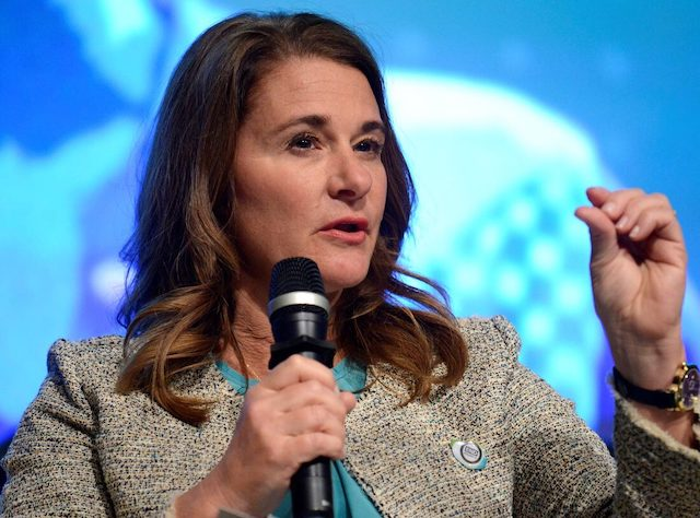 Melinda Gates to Trump: Step taken at this time to WHO doesn't make sense