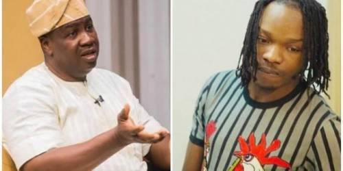 Naira Marley, Gbadamosi Write Letters Of Apology To Lagos Governor