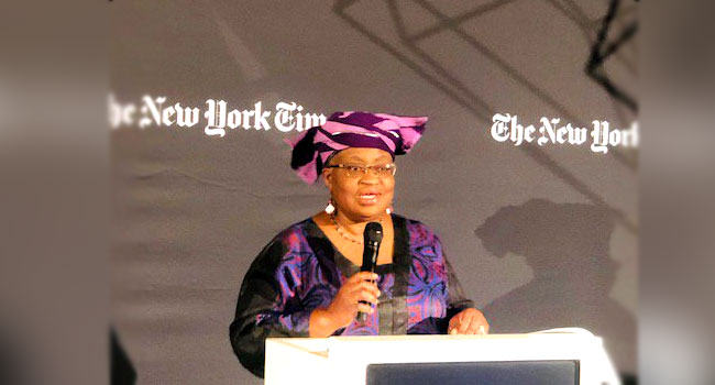 Ex-Finance Minister, Okonjo-Iweala Gets IMF Appointment