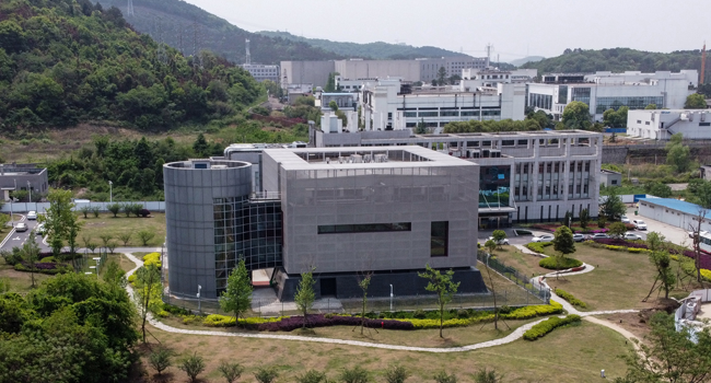 The Wuhan Lab At Centre Of The COVID-19 Controversy