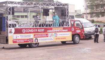 COVID- 19 : Oyo govt. takes sensitisation campaign to villages