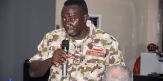 General Olusegun Adeniyi: Commander of counter terror operation Removed for saying the truth??