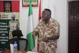 Major General Olusegun Adeniyi : the viral video he explains fight with Boko Haram