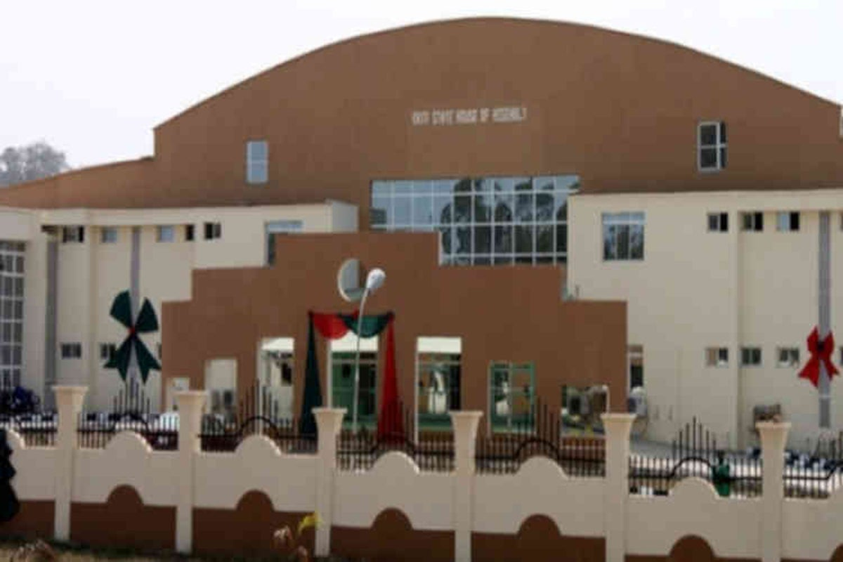 Ekiti Assembly passes Public Procurement Bill into law