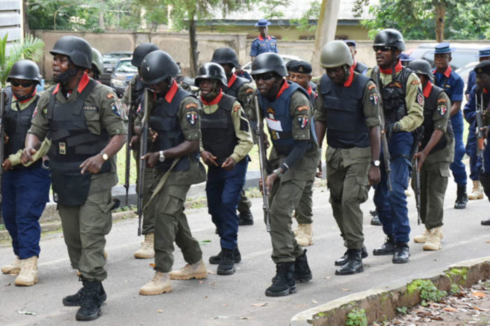 NSCDC nabs 3 suspected cable vandals in Ebonyi