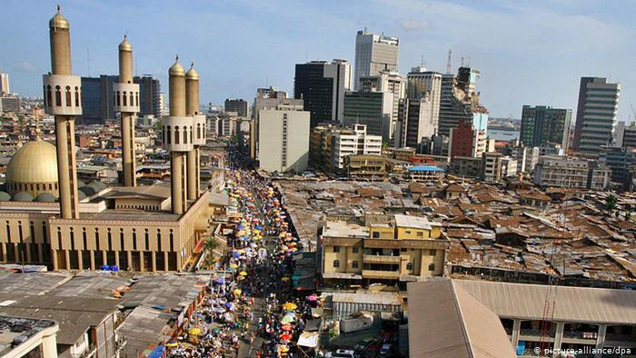 Lagos, Rivers account for 40% of internally generated revenues in Nigeria