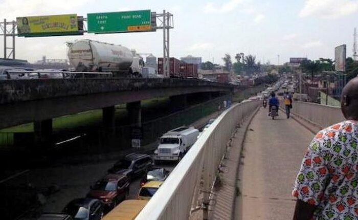 Lagos to close Marine Bridge for 5 months for emergency repairs