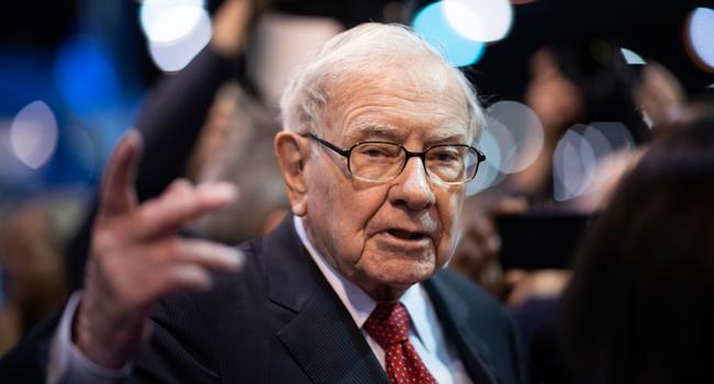 Warren Buffet's Company Loses $50bn In Q1 Amid Pandemic