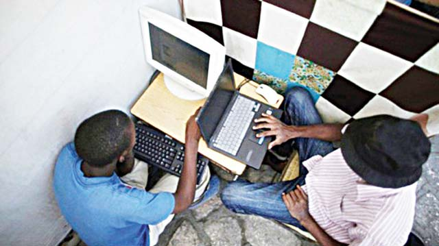 Two Internet Fraudsters Jailed For Duping Nigerians, Foreigners