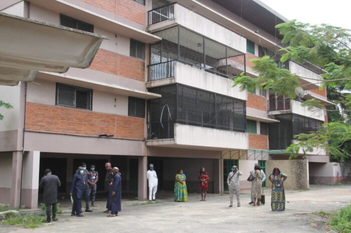COVID-19: EFCC Hands Over Allison-Madueke's Property to Lagos  Isolation Centre