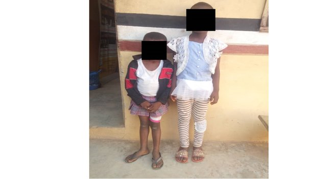 NSCDC Arrest Man In Ondo For Allegedly Defiling His Two Daughters