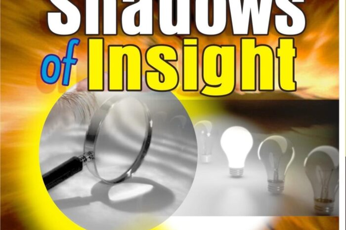 A Review of book titled:Shadows of Insights: A collection of inspirational notes