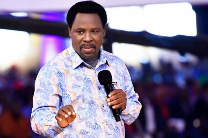 Ghanaian Captain Reveals How Prophet T.B. Joshua Helped Them To Win The World Cup