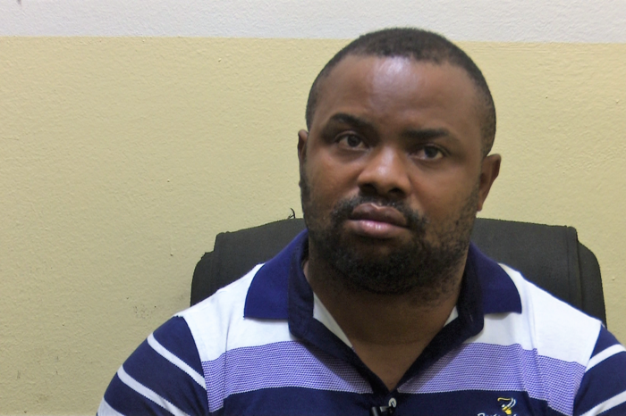 EFCC Arrests Fake DSS Officer For Stealing From A Mauritian