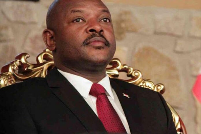 Burundi President Dies Of Heart Attack At 55