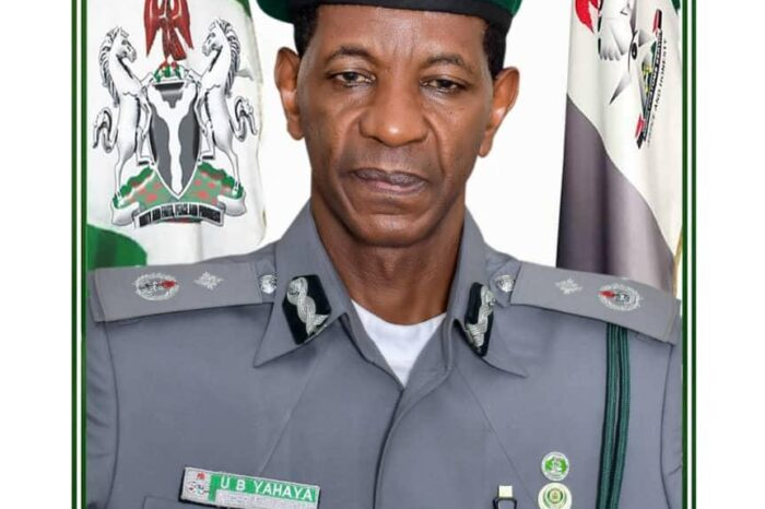 How Usman Yahaya, Customs FOU 'A' Hits the Ground Running with N67m Seizures In One Week