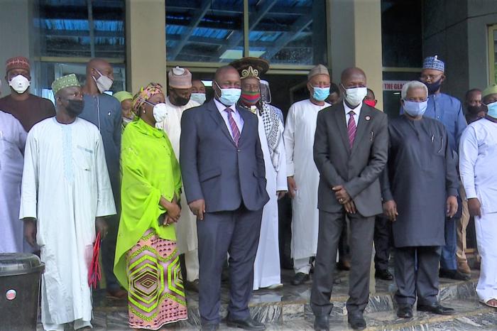 Osita Okechukwu, VON D-G Seeks Confirmation Of Magu As EFCC Chair