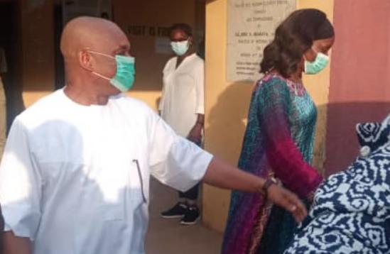 Orji Kalu released from prison