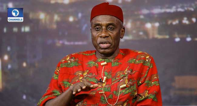 China To Approve $5.3bn For Nigeria's Railway Construction, Says Amaechi