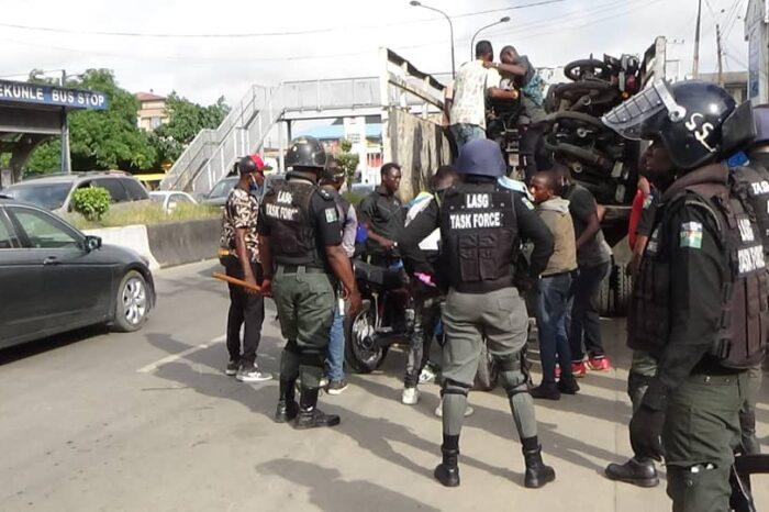 CP Odumosu Dares Criminals, Raids Hideouts  In Lagos