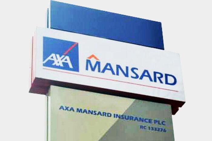 Thumb-Up for Axa Mansard Insurance on E-Business Transactions