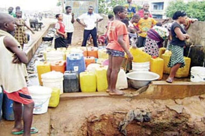 Cross River Shops For International Grants To Boost Water Supply