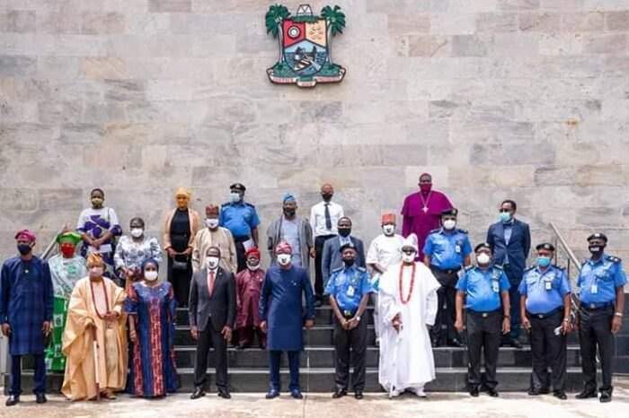 Lagos Govt Launches Community Policing