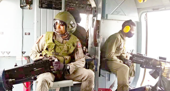 Air Force Launches Fresh Offensive Against Bandits In Sokoto