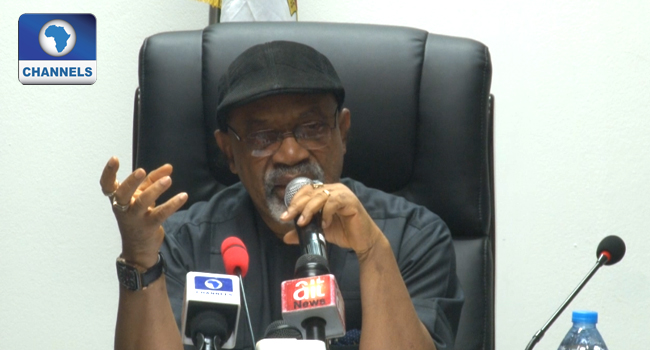 774,000 Jobs: Labour Minister, Ngige Apologises To National Assembly