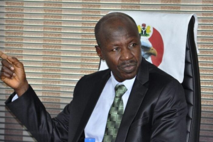 DSS Denies Arrest Of EFCC Acting Chairman, Ibrahim Magu