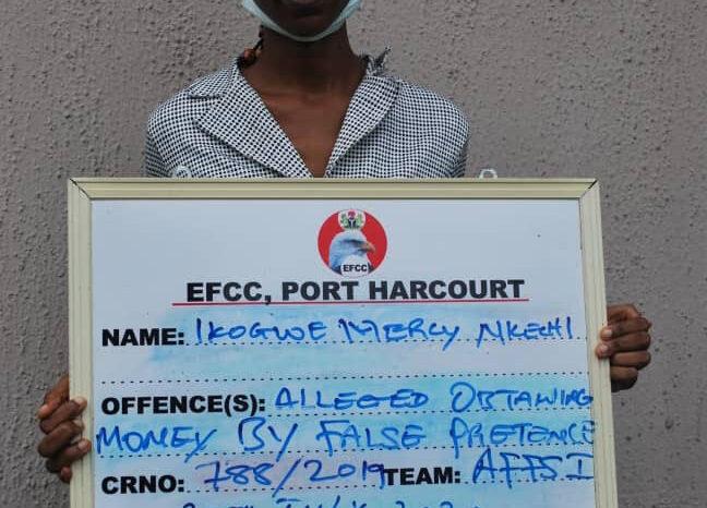 N179 million  Fake Investment Scheme Lands Woman in EFCC Net
