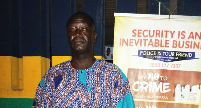 44-Year-Old Pastor Arrested For Raping Daughter