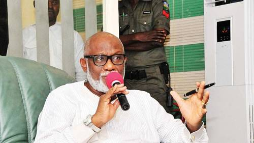 Ondo Governor, Akeredolu, Asks Security Agents To Probe Former SSG's Comments