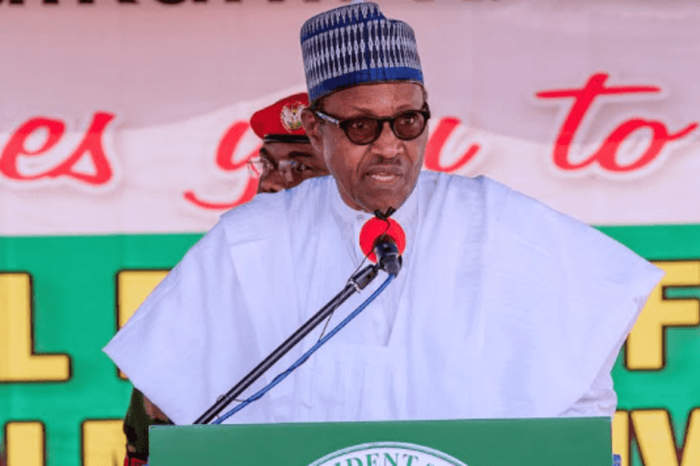 Amid COVID-19, Nigeria's Revenues Have Fallen By Almost 60 Percent – Buhari