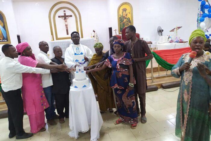 Rev Fr Paul Omotosho Celebrates Birthday
