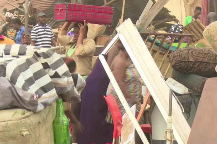 Anger, Despair As FCDA Demolishes Houses In Abuja Community